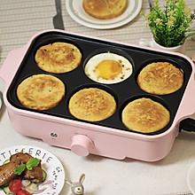 胡萝卜土豆营养早餐饼