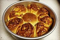 培根芝士皇冠咸面包的做法