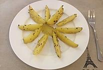 罗勒叶香焗薯仔/马铃薯/土豆的做法