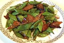 蒜香刀豆的做法