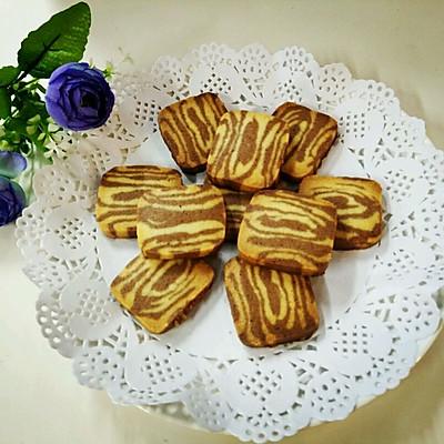 美食也性感--豹紋餅干