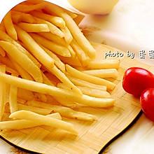在家轻松制作麦当劳薯条