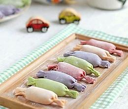 儿童糖果水饺的做法