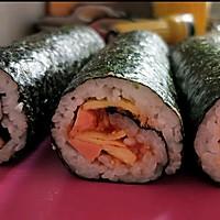 #爽口凉菜,开胃一夏!#家常寿司的做法图解8