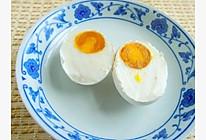 快速简便的腌咸鸡蛋方法的做法