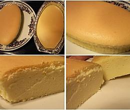 椰香轻乳酪蛋糕的做法