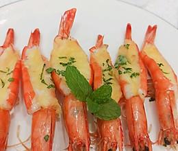 鲜香可口芝士虾的做法