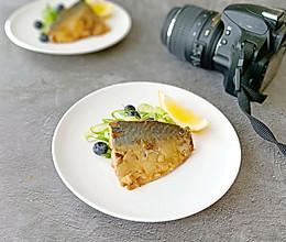 味噌青花鱼的做法