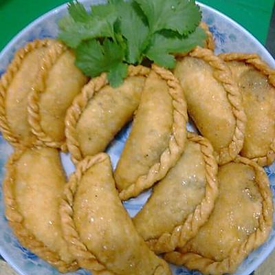 春节特色小吃——酥角