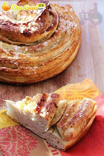 英国传统猪油面包的做法