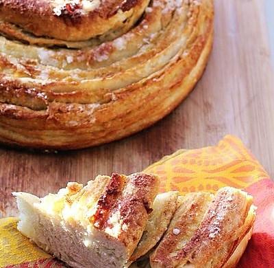 英国传统猪油面包