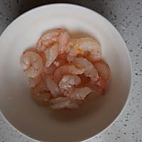 韭菜虾仁炒蛋的做法图解1