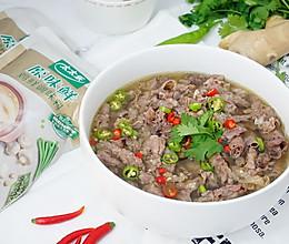 幸福肥牛汤的做法