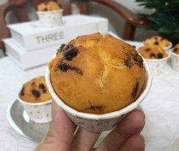 免打发!搅一搅!拌一拌做蔓越莓麦芬蛋糕的做法