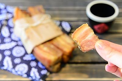 湘菜-自制湖南烟熏腊肉