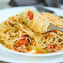 意式肉酱面-可以秒变主厨的意大利面