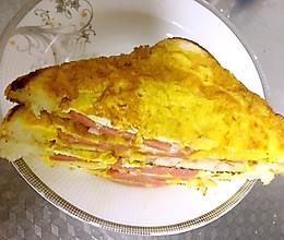 黄油三明治的做法
