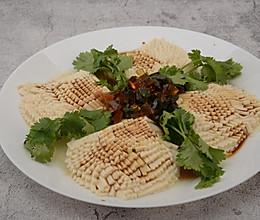 《爱妻美食》皮蛋豆腐的做法