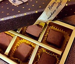生巧克力 (314白色情人节)的做法