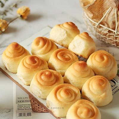 蜂蜜脆底小面包