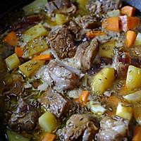 土豆排骨焖饭—周末一个人的快手午餐的做法图解4