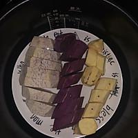 多彩芋圆的做法图解2