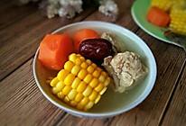 龙骨玉米汤的做法