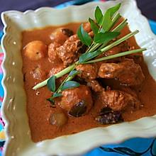 马来西亚咖喱鸡(Nyonya curry)
