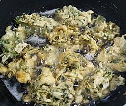 香酥花椒叶的做法