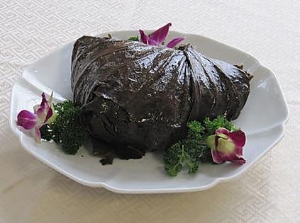 荷包肉、状元菜(赣南荷包胙)的做法