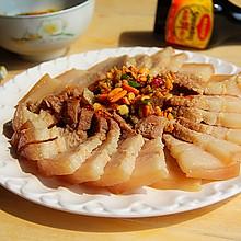 酱汁白肉#美极鲜味汁#