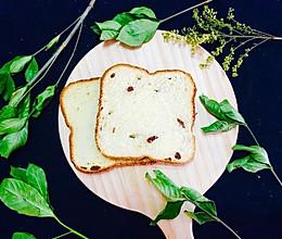 面包机吐司面包—松软拉丝零失败的做法