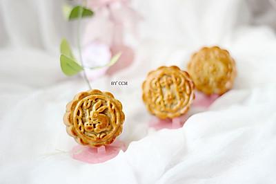 广式月饼#让爱不负好时光#