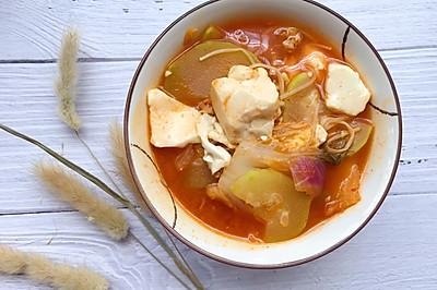 韩式泡菜汤-家庭版