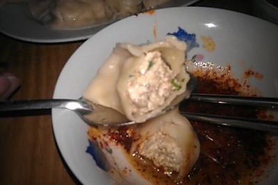 豆腐馅饺子