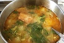 米粉白菜汤的做法