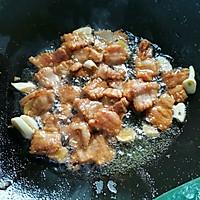 四季豆炒五花肉的做法图解7