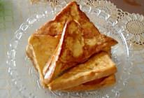 蛋煎面包的做法