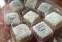 栗子/香芋冰皮月饼的做法