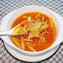 苏伯汤#快手又营养,我家的冬日必备菜品#