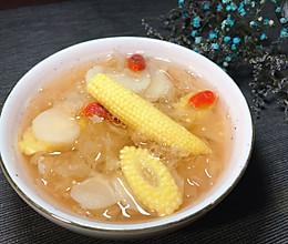 原创【冰雪玉米笋】美容养颜 清热消暑的做法