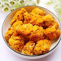 #精品菜谱挑战赛#不放一滴油的黄金炸鸡腿的做法图解22