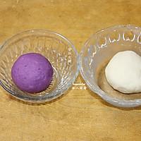 紫薯开花馒头的做法图解6