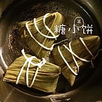 【椰浆班兰西米粽】水晶粽子的做法图解8