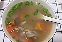 胡萝卜汤的做法
