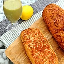 【三重芝士面包&牛油果苹果汁】-CM-1500厨师机出品