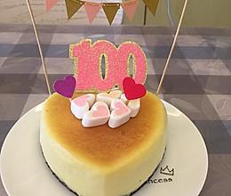 6寸重芝士蛋糕的做法