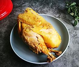 砂锅盐焗鸡的做法