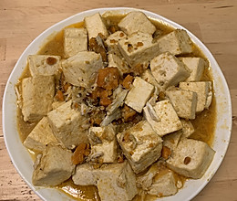 蟹黄炖豆腐的做法