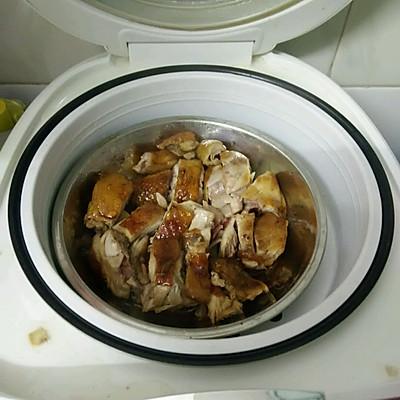 广东酱油嫩鸡